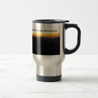 The Great Smoky Mountains Mugs