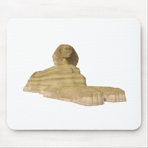 The Great Sphinx of Giza: Mouse Pads