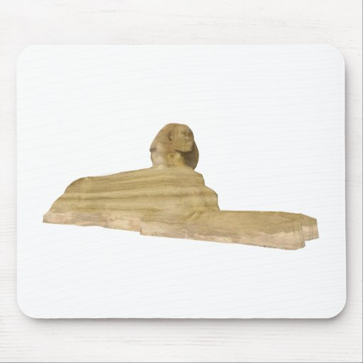 The Great Sphinx of Giza: Mouse Pad