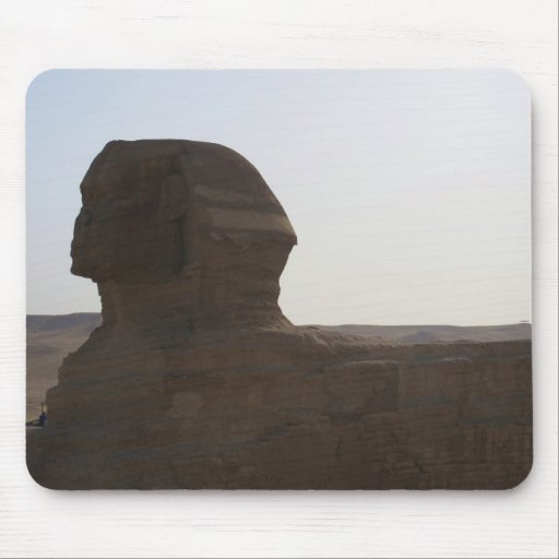 The Great Sphinx of Giza Mousepads