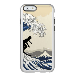 The Great Surfer of Kanagawa Incipio Feather® Shine iPhone 6 Case