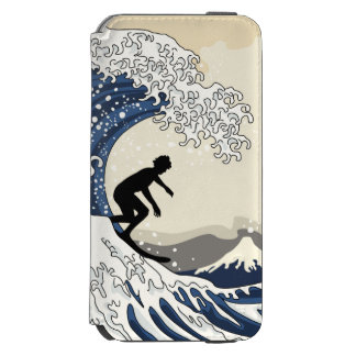 The Great Surfer of Kanagawa Incipio Watson™ iPhone 6 Wallet Case