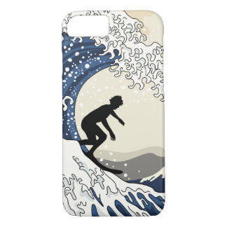 The Great Surfer of Kanagawa iPhone 7 Case