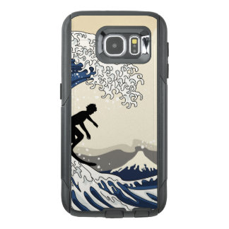 The Great Surfer of Kanagawa OtterBox Samsung Galaxy S6 Case