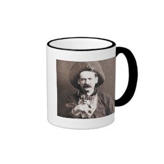 The Great Train Robbery Ringer Mug