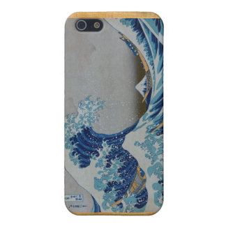 The Great Tsunami Cover For iPhone 5/5S