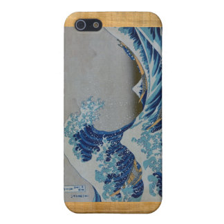 The Great Tsunami iPhone 5 Cover