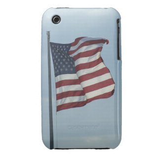 The Great United States American Flag Case-Mate iPhone 3 Cases
