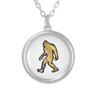 The Great Unknown Silver Plated Necklace