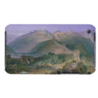 The Great Wall of China, 1886 (w/c) Barely There iPod Cases