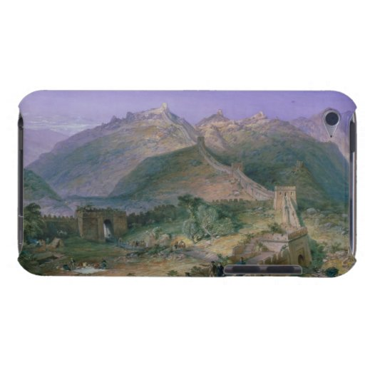 The Great Wall of China, 1886 (w/c) iPod Touch Case