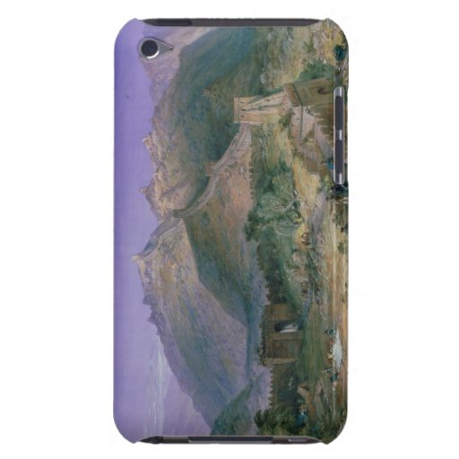 The Great Wall of China, 1886 (w/c) Barely There iPod Covers