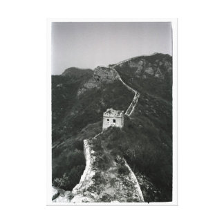 The Great Wall of China Canvas Prints