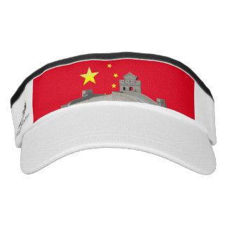 The Great wall of China Visor