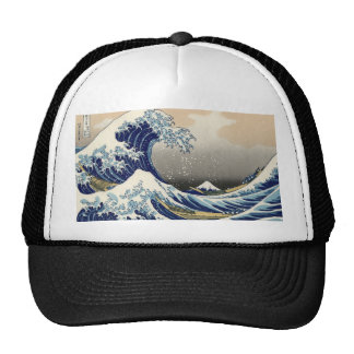 the great wave cap