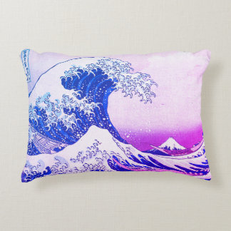 The Great Wave Decorative Cushion