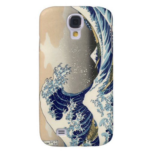 The Great Wave iPhone 3 Case