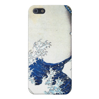 """The Great Wave"" Japanese Painting by Hokusai iPhone 5/5S Case"