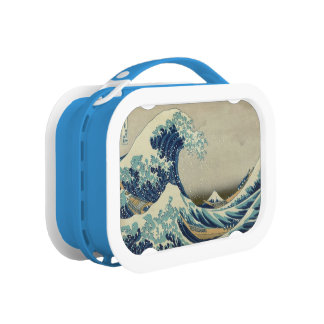 The Great Wave Lunchboxes