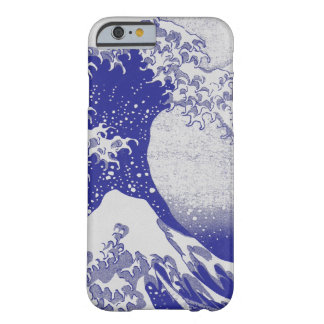 The Great Wave off Kanagawa (神奈川沖浪裏) Barely There iPhone 6 Case