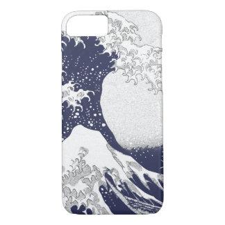 The Great Wave off Kanagawa (神奈川沖浪裏) iPhone 8/7 Case