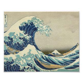 The Great Wave off Kanagawa Art Photo