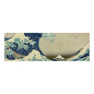 The Great Wave off Kanagawa Business Card Template
