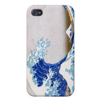 The Great Wave off Kanagawa, Hokusai iPhone 4 Covers
