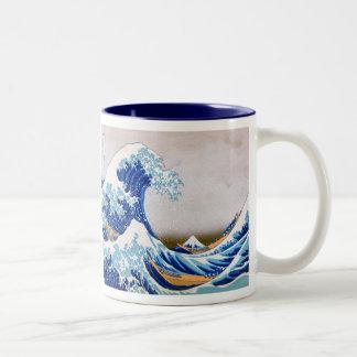 The Great Wave off Kanagawa, Hokusai Mug