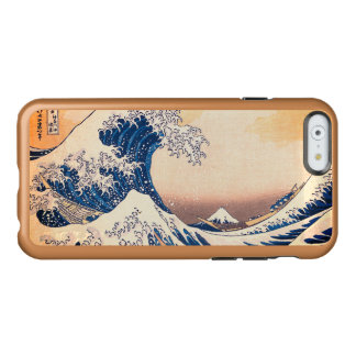 The Great Wave Off Kanagawa Incipio Feather® Shine iPhone 6 Case