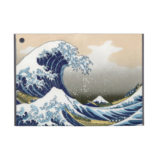 The Great Wave Off Kanagawa iPad Mini Covers