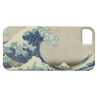 The Great Wave off Kanagawa iPhone 5 Covers