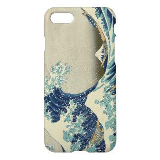 The Great Wave off Kanagawa iPhone 7 Case