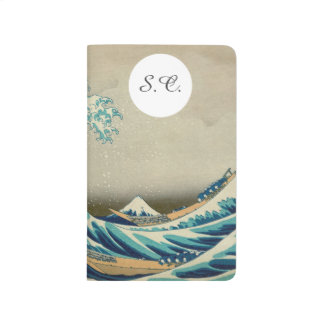 The Great Wave off Kanagawa Journal