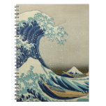 The Great Wave off Kanagawa Journals