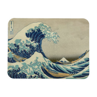 The Great Wave off Kanagawa Magnet