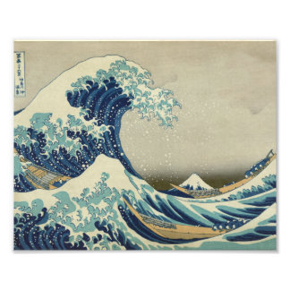 The Great Wave off Kanagawa Photo