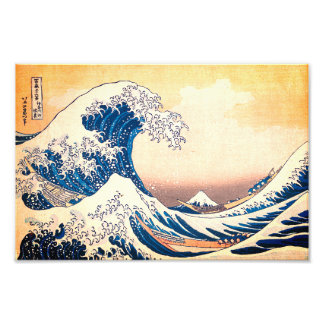 The Great Wave Off Kanagawa Photo Print