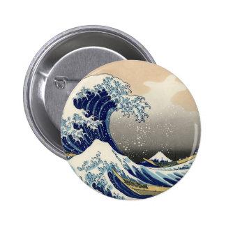 The Great Wave off Kanagawa Pin