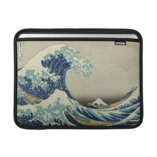 The Great Wave off Kanagawa Sleeve For MacBook Air