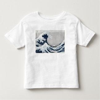 The Great Wave off Kanagawa Toddler T-Shirt