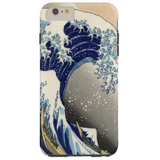 The Great Wave off Kanagawa Tough iPhone 6 Plus Case