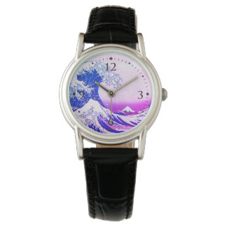 The Great Wave Off Kanagawa Watches