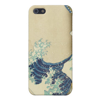 The Great Wave Off Shore of Kanagawa iPhone 5/5S Cover