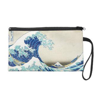 The Great Wave Off Shore of Kanagawa Wristlet