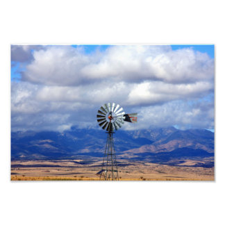 The Great Western Windmill Photo Print