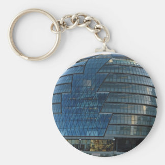 The Greater London Mayoral Building in London Key Chains