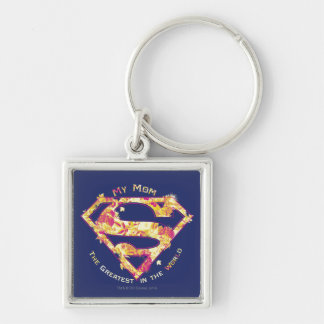 The Greatest Mom in the World Key Chain