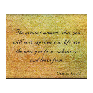The Greatest Moments Wood Wall Decor