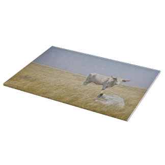The Greatest Protector Cattle Cutting Board